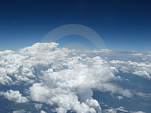 Gorgeous Cloud Scenery Stock Image - Image: 2697231