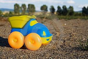 Deserted Playground Stock Images - Image: 2697394