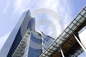 Modern Architectures Stock Image - Image: 26903411