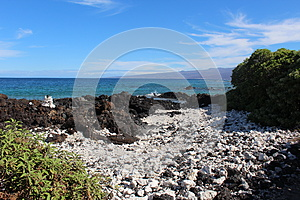 Hawaii Rocky Beach Landscape Stock Photography - Image: 26923812