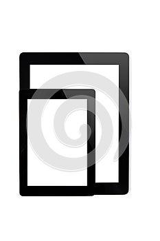 Ipad Tablet And Mini Ipad Tablet Stock Photo - Image: 26924220