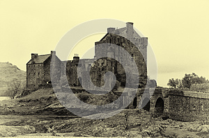 Eilean Donan Castle, Scotland Royalty Free Stock Photo - Image: 26937525