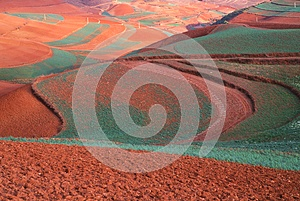 Red Land Royalty Free Stock Photo - Image: 26967025