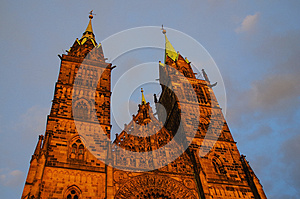 Saint Lawrence Church Stock Photography - Image: 26999382