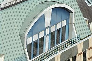 Penthouse Balcony Stock Photos