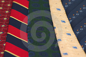 Neckties I Stock Photography - Image: 276322