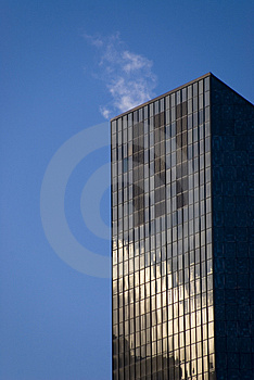 Downtown Seattle Tower Stock Image - Image: 2704281