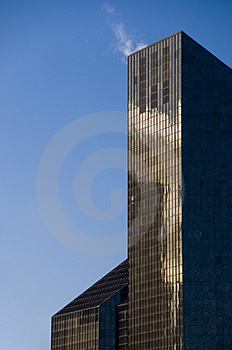 Downtown Seattle Tower Royalty Free Stock Images - Image: 2704339