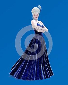 Lady Vampire Stock Photo - Image: 27057520