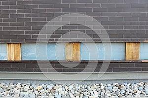 Muur Royalty-vrije Stock Foto - Afbeelding: 27062075