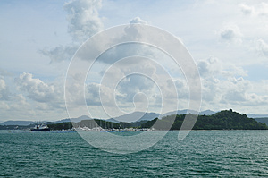 Phang Nga Bay, Phuket, Thailand Royalty Free Stock Photo - Image: 27072465