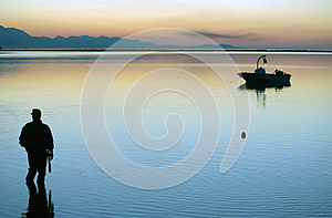 Pacific Sunset Royalty Free Stock Photo - Image: 27076355