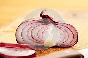 Red Onions Stock Images - Image: 27102364