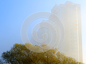 Autumn In The City Stock Images - Image: 27107664