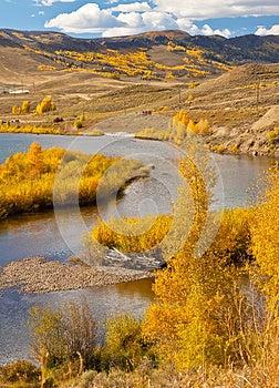 Autumn In Colorado Royalty Free Stock Photos - Image: 27147018