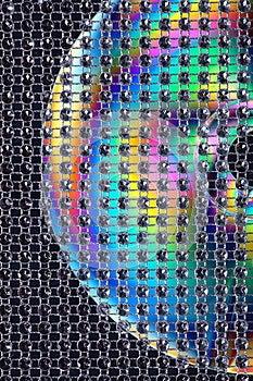 神秘CD 免版税库存照片 - 图片: 27167778