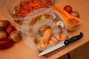 Het Koken Van De Stoom Stock Foto - Afbeelding: 27170960