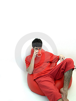 Drink Coffee Stock Images - Image: 2724264