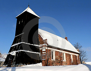 Old Church (built In 1481) Royalty Free Stock Photos - Image: 2726748