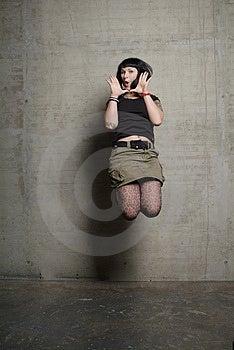 Junping Woman Stock Image - Image: 2727811