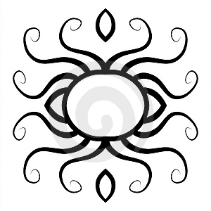 Dekorativ Beståndsdeldesign 2 Royaltyfri Bild - Bild: 2728536