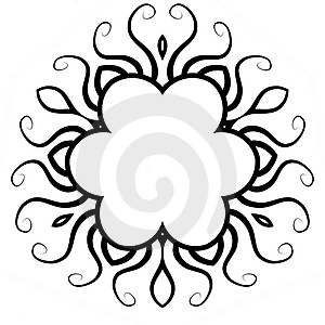 Decorative Element Design 3 Royalty Free Stock Photography - Image: 2728537