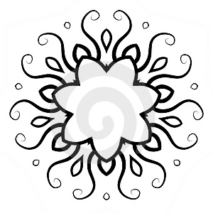 Decorative Element Design 4 Royalty Free Stock Photos - Image: 2728538