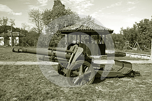 Old Military Weapon Royalty Free Stock Images - Image: 27219479