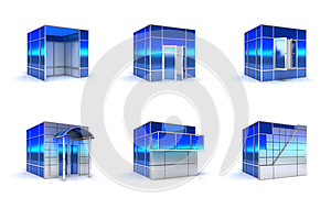 3d Icons Stock Photos - Image: 27252603