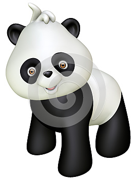Panda Royalty Free Stock Photo - Image: 27291095