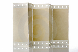 Perforation Paper Royalty Free Stock Image - Image: 2737686