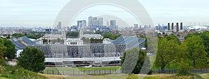 London Panorama Stock Photo - Image: 27306330
