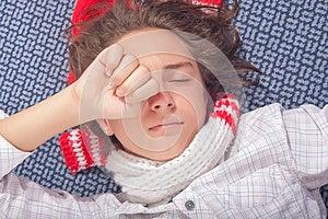 I Want To Sleep! Royalty Free Stock Photo - Image: 27367845
