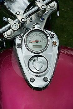Custom Motorbike 2 Stock Image - Image: 2742591
