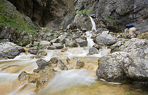 Goredale Scar Waterfall Stock Photos - Image: 2743273
