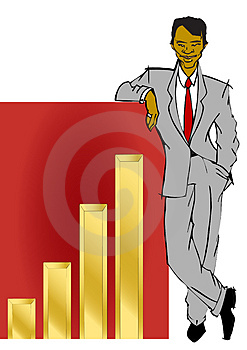 JOB SERIES Businessman  Stock Photos - Image: 2743523