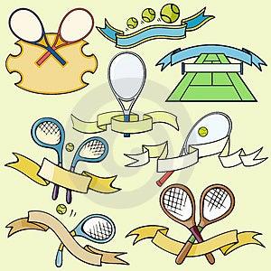 Serie Del Modello Di Sport Fotografia Stock - Immagine: 2746422