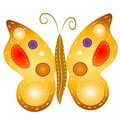 Isolated Butterfly Clipart
