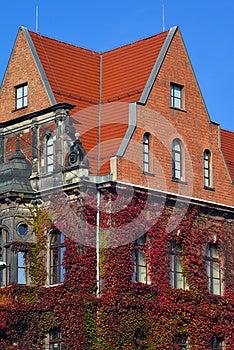 Wroclaw - Muzeum Narodowe Fotografia Royalty Free - Obraz: 27445047