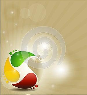 五颜六色的符号 库存照片 - 图片: 27478180