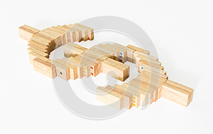 Dominos  Dollar Symbol Royalty Free Stock Photography - Image: 27487157