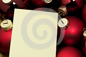 Christmas Decorations Royalty Free Stock Image - Image: 27493236