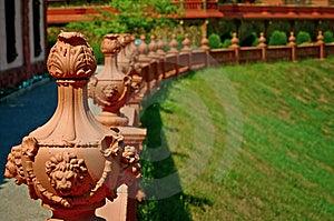 Long Winding Wall Stock Photography - Image: 2751652