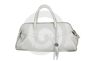 Female modern bag Stock Images