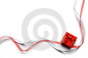 Red Christmas Background Royalty Free Stock Images - Image: 27527439