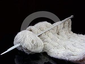 Knitting Royalty Free Stock Photography - Image: 27578447