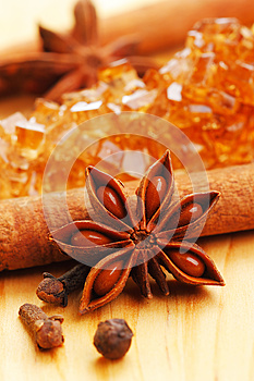 Christmas Spices Royalty Free Stock Images - Image: 27596979
