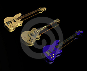 Guitars Stock Images - Image: 2762124