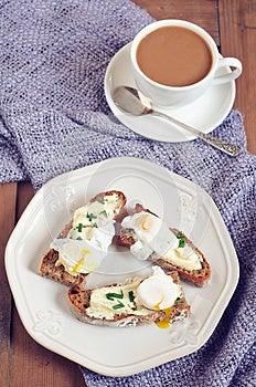 Utsmyckad Frukost Royaltyfri Foto - Bild: 27622585