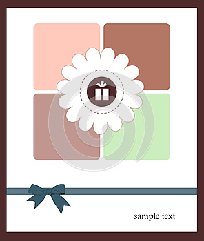 A Nice Card For Your Holiday Royalty Free Stock Photography - Image: 27635077